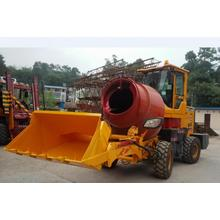 Drum Type Concrete Mixer
