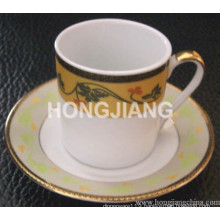 Cup & Saucer (HJ021005)