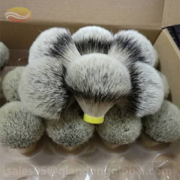Silvertip Badger Shave Brush Knots