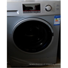máquina de lavar roupa inox máquina de lavar e secar roupa