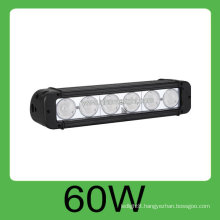 Hot sale 60w iP68 DC-10V-70V car smd led work light with 3 years warranty