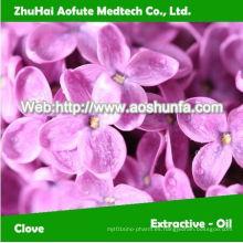 Aceite caliente del clavo de la naturaleza de Sale100% y aceite medicinal de las especias