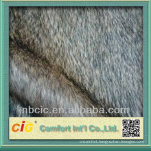 Fake Wolf Fur for Costumes