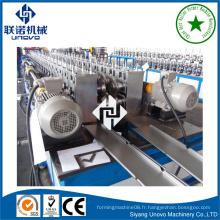 Machine de formage de rouleaux de boîtes en métal électrique Siyang Unovo