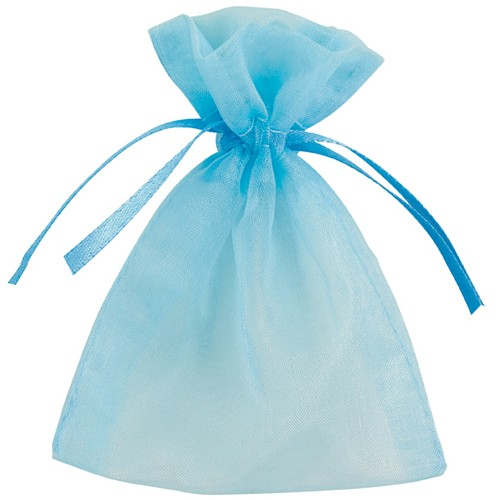 Customized size organza bags