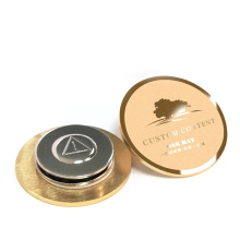 Factory Price Customizable Wholesale Enamel Metal Round Pin Badge For Souvenir