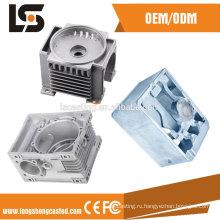 Ханчжоу точность литой автоматический алюминиевый корпус литья деталей
