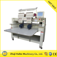 2head tubulaire broderie machine 2 tête mbroidery machine ordinateur broderie machine prix