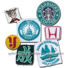 Logotipo del bordado de la ropa Servicio de Digitaces (remiendo # 2)