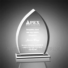 Apex Acrylique Trophée Pièces Plastique