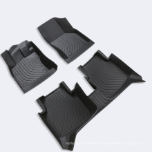Anti slip TOP/TPE plastic 3d car mats car trunk mats