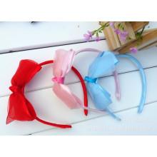korean girls style baby headband/bow headband