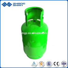 Fully Wrapped High Performance 9kg LPG Filling Bottle Cooking Gas Cylinder