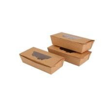 Caixas de papel personalizadas com revestimento PLA