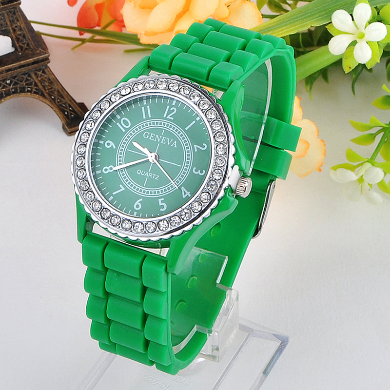 Newest Wholesale Student Silicone Watch