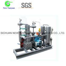 Низкошумящий простой агрегат Marsh Gas Compressor
