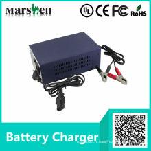 Chargeur de batterie au plomb rechargeable pour chariot électrique