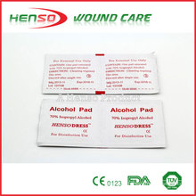 HENSO Medical Disposable Alcohol Swab