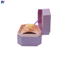 Exquisite Cosmetic Book Shape Paper Box