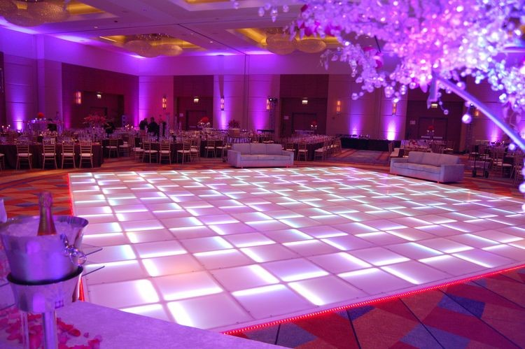 Floor Rental Excellent Led Dance Ft