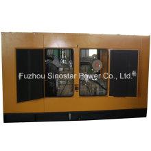Standby Power Silent Generator 80kw 100 kVA mit Cummins 6BTA5.9-G2 Motor