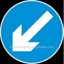 Специальный дизайн, широко используемый для составления списка дорожных знаков