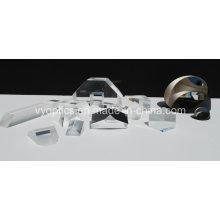 Rotador de prisma de vidro óptico safira pomba