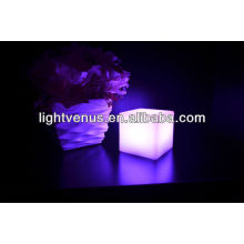 Luz de mesa llevada del cubo del usb del 10cm