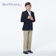 veste d'école étudiante uniforme bouton laiton blazer garçons