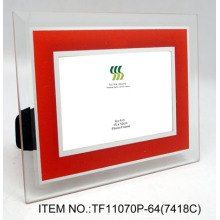 Acrylic Beads Glass Mirror Coated Photo Frame