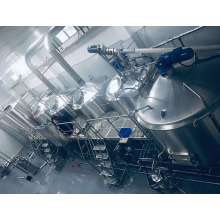 Industrial Craft Brewery with 5 Vessel Brewhouse