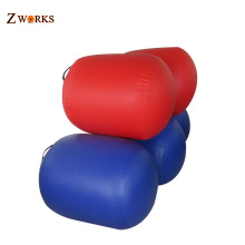 Top Quality Inflatable Gymnastics Air Barrel Air rolls For Sale