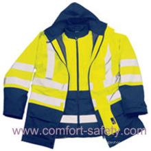 Casaco de Segurança / Casaco de Segurança / Roupas de Segurança (SJ13)