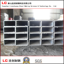 ERW Black Square Pipe (Spec: GB/T Q215-235)