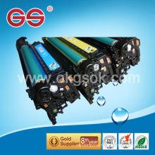 alibaba china supplier compatible color toner 250a for hp color laserjet printer