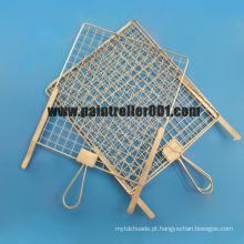 """9"""" ferro e aço inoxidável Paint Grid para rolo de pintura"""