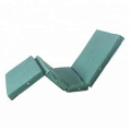 PU leather and high density inflatable memory foam bed mattress