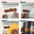 Clear Transfer Tapes