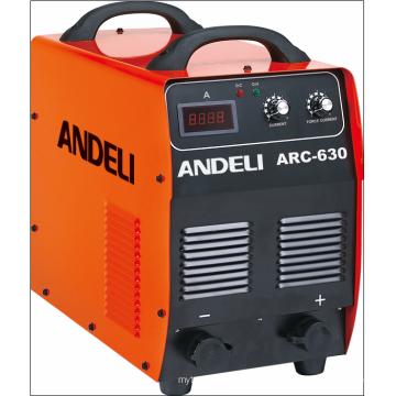 Hochfrequenz-Inverter-Schweißgerät ARC 630 zum Schweißen von Edelstahl