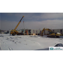 Prefab Accommodation Container with Heat Proof Roof (shs-fp-accommodation063)