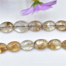 14mm Rondelle bijoux trouver naturel Perles en gros