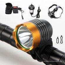 Xm-L T6 600 Lumen Luz de bicicleta LED