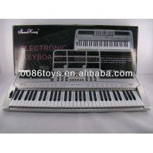 LED eletrônico órgão 61 teclas teclado eletrônico