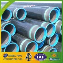 Cañería de acero al carbono
