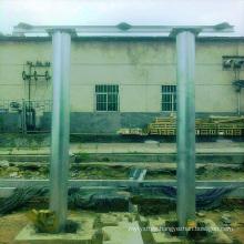 Power Transmission Substations Frame Structure