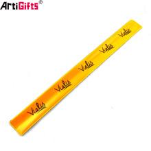 Bracelet Manufacturer Custom Eco-Friendly uv reflective silicone wristband