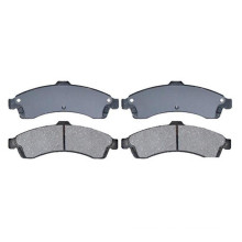 D882 12497782 37626 best car brake pads for saab 9-7x