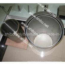 99,95% pur zone chaude de molybdène / tungstène pour le four de culture de saphir