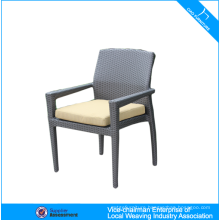 New Design Rattan Lounge Chair With Ottoman Relax Recliner