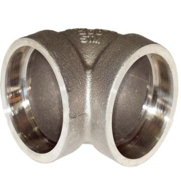 B16.11 Pipe Fitting, Socket Weld Fittings, Thread Pipe Fitting, Scoket Elbow